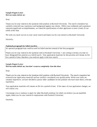 Employer Withdraw Job Offer Letter Sample Docoments Ojazlink