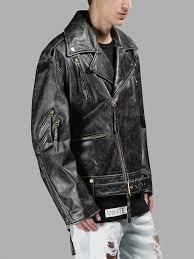 co virgil abloh leather jackets