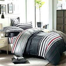 bedding sets red and black awesome bed home white blue twin comforter for y