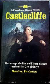 castlecliffe sandra shulman cover by jerry podwil