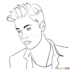 Small Picture Justin Bieber 14 Celebrities Printable coloring pages