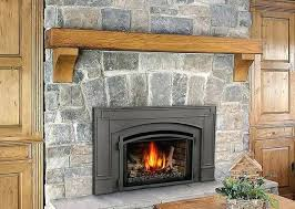 wood burning fireplace with gas starter wood burning fireplace to gas wood burning fireplace gas starter