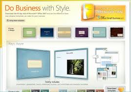 Free Microsoft Powerpoint Templates 2007