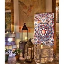 beautiful fusebox covers in art deco and art nouveau designs for figuig by parvez taj painting print on wrapped canvas