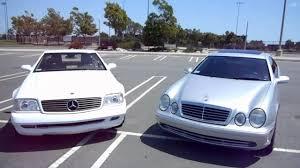 Mercedes-Benz - 1999 SL500 & 2001 CLK430 - YouTube
