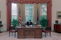 west wing oval office. President Reagan Works At The Resolute Desk In Oval Office, 1988 · DeskWest WingOval West Wing Office