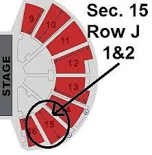 Ryman Seating Chart Balcony 2 Lord Huron Nashville Tickets At The Ryman Balcony Row J On The Aisle Free Ship Ebay