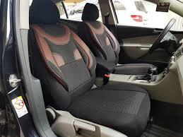 car seat covers protectors nissan maxima maxima qx iv station wagon black red no19 complete