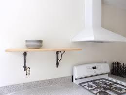 Wall Mounted Kitchen Rack Wall Mounting Hanging Brackets Sideboard Furniture Kitchen Kitchen