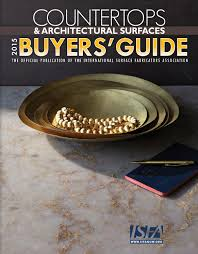 Integra Glue Chart Silestone Isfa Countertops Architectural Surfaces 2015 Buyers Guide