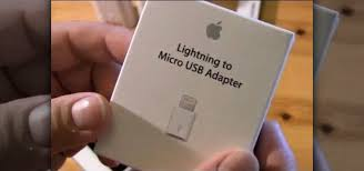 apple iphone 5 micro usb to lightning adapter cable review of apple7s new lightning to