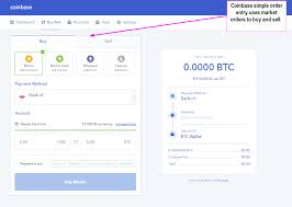 Coinbase Review A Look At The Gdax Cryptocurrency Trading