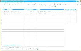 Personal Expenses Worksheet Personal Expense Budget Template