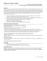 Litigation Paralegal Resume Sample Paralegal Resume Template ...