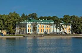Palácio da Ilha Kamenny