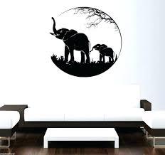 silhouette tree wall decal wall ideas vinyl wall art es family vinyl wall decal vinyl wall silhouette tree