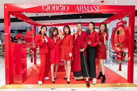 <b>Giorgio Armani</b> Beauty's first <b>Chinese New</b> Year pop-up store in ...