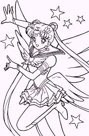 Small Picture Young Sailor Moon Color PageSailorPrintable Coloring Pages Free