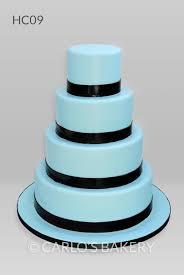 Carlos Bakery Hall Wedding Cake Designs