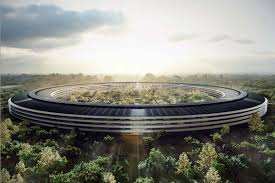 cupertino apple office. showing all the polish of an apple television spot, company played a new video detailing its so-called campus 2 \u2014 better known as \ cupertino office t