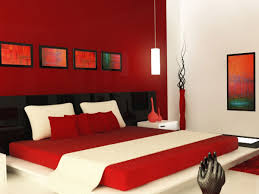 Red Bedroom Wall Color Ideas Captivating Bedroom Colors Red
