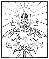 Religious Easter Coloring Pages Best Coloring Pages For Kids