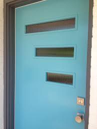 mid century modern front doorsMid Century Modern Front Doors Paint  Attractive Mid Century