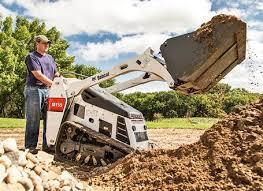 toolcat utility work machines bobcat company bobcat mt55 mini track loader