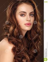 Long Wavy Hair Hairstyles Beautiful Girl With Long Wavy Hair Redhead Girl With Curly Hair