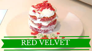 Bimby Thermomix Torta Red Velvet Youtube
