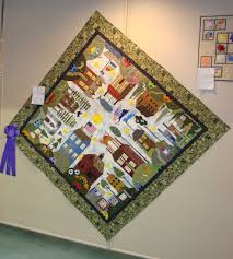FABRIC THERAPY: Sauder Village 2011 Quilt Show - Part 1 & I am shocked and humbled that