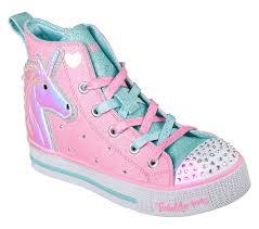 Skechers Light Up Unicorn Shoes Twinkle Toes Twinkle Lite Unicorn Friends