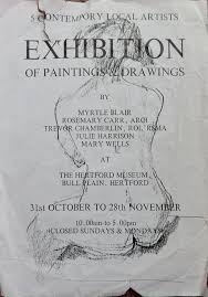 Hertford Sketches - Gallery   The Blair Family of Hertford   Herts Memories