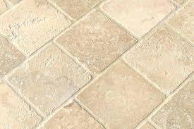 travertine tile cost per sq foot vs square installed