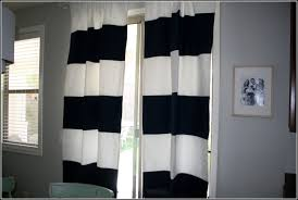Navy Bedroom Curtains Black And White Window Curtains