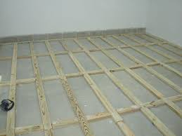 cork flooring for basement how to install a plywood floor the wood whisperer 2