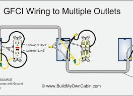 inspiring wiring diagram multiple outlets inspiring wiring ideas Wiring Diagram Gfci Outlet winsome wiring multiple gfci outlets as well as wiring diagram multiple outlets wiring diagram for gfci outlet