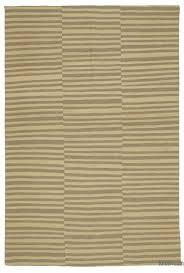 beige new turkish kilim rug