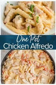 Pin by Sharon Kirkpatrick on Dinner | Simple chicken alfredo ...