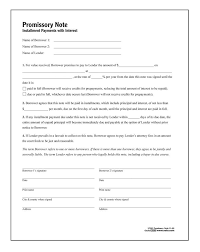 Form Promissory Note Promissory Note Forms And Instructions 14
