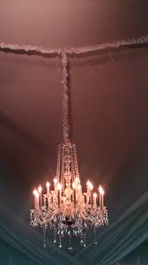 one other image of chandelier chain covers