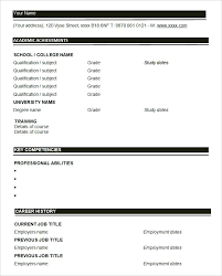 Resume Bio Data Difference Between And In The What Is Means Resumes ...