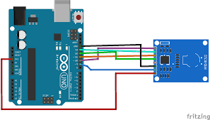 security access using rfid reader arduino project hub connection schematic diagram