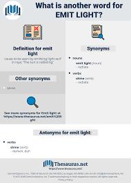 Light Blue Synonym Synonyms For Emit Light Antonyms For Emit Light Thesaurus Net
