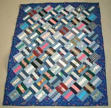 Memory and Memorial Quilts made from clothing & Memorial Quilt Rail Fence Pattern Adamdwight.com