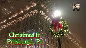 Christmas Lights Around Pittsburgh Christmas In Pittsburgh Pa 2019