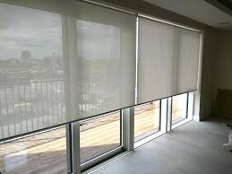 furniture winsome blinds for large sliding doors 30 creative door best electric ideas on curtains or