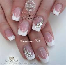 Nail Art How To Do A Pink And Pinterest How French Manicure ...