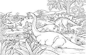 Small Picture funny dinosaur coloring page for kids printable free disneys the