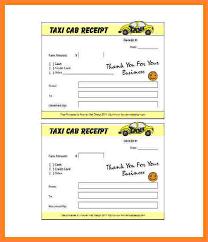 Call Taxi Bill Format Pdf 11007